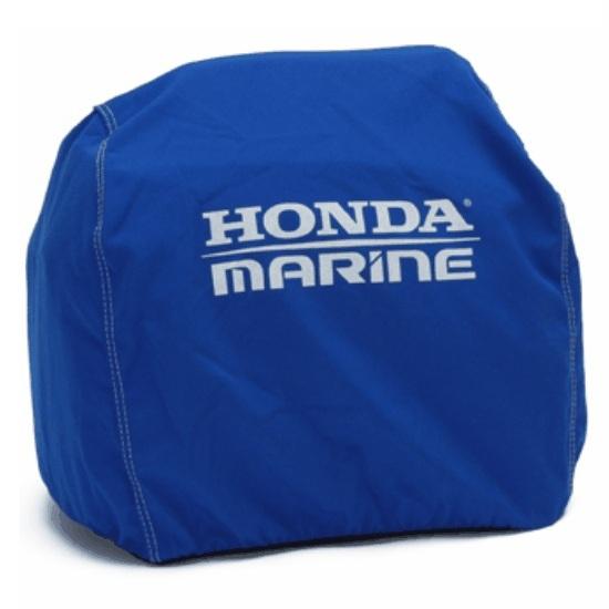 Чехол для генератора Honda EU10i Honda Marine синий в Челябинске