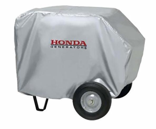 чехол для генератора Honda EU10i Honda Marine серебро в Челябинске